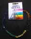Gemstone Chip Chakra Necklace